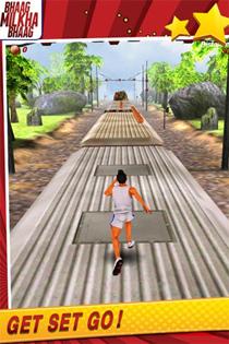 Bhaag Milkha Bhaag Android game