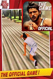 Bhaag Milkha Bhaag game