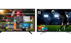 Best 55 Inch (55″) LED TV in India under Rs 60000