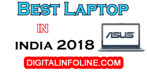 10 Best Laptops in India 2018