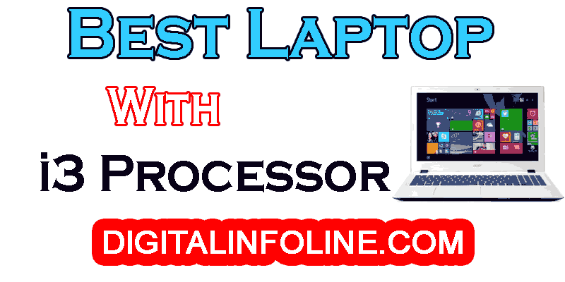 Best Core i3 Laptop in India