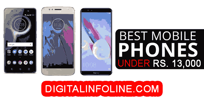 Best Phones Under 13000-in-india