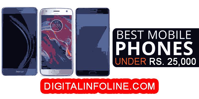 Best phones under 21000-25000