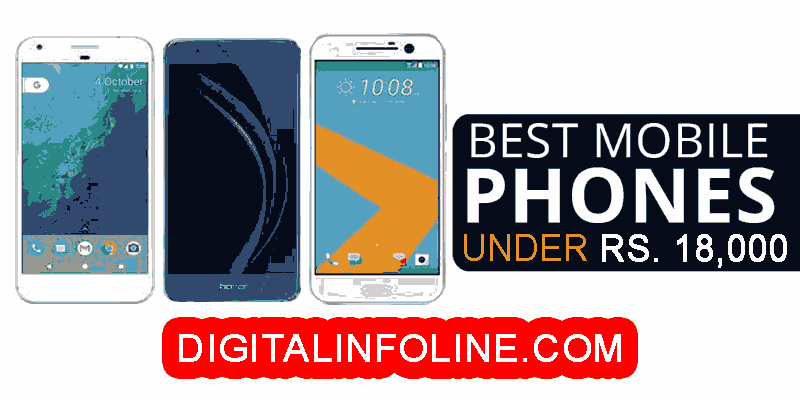 best phone under 18000-in-india