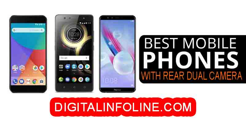 Best Dual Camera Phone Under 15000, 20000 and 25000