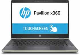 HP Pavilion x360 Convertible 14-cd0081TU