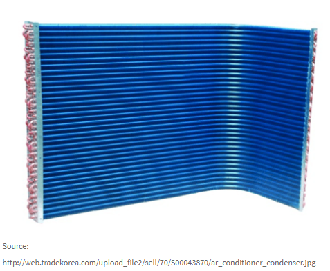 Blue Fin Condensers
