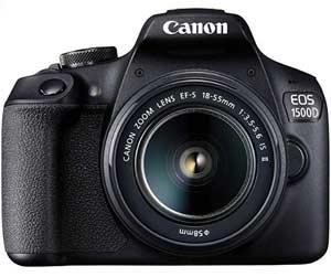 Canon EOS 1500D Digital SLR Camera