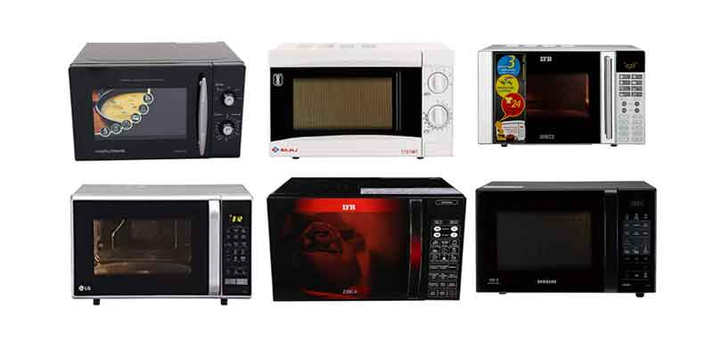 best microwave ovens in India