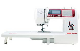 Usha Janome Computerised Sewing Machine