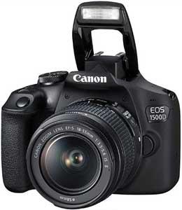 Canon EOS 1500D 24.1MP Digital SLR Camera