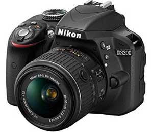 Nikon D3300 24.2MP Digital SLR
