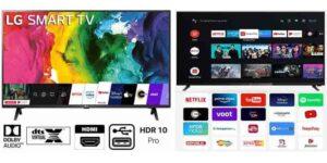Best 43-inch Smart TV in India 2021