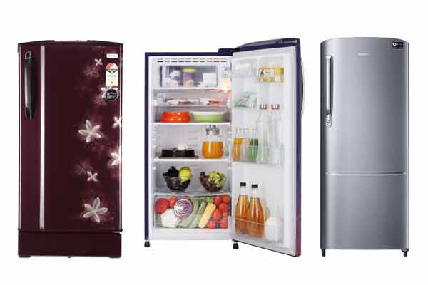 Best single door refrigerator under 15000