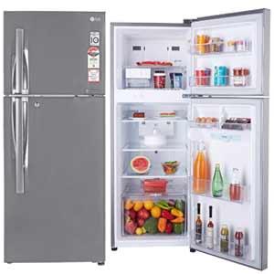 LG-260-L-Double-Door-Refrig