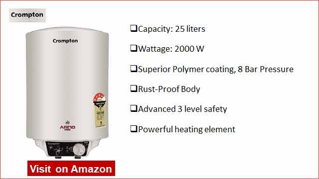 Crompton Arno Neo 25L Water Heater