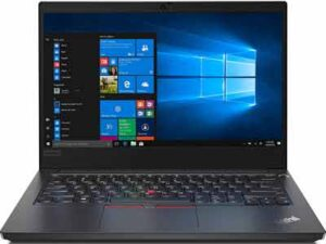Lenovo ThinkPad E14 Core i3 10th Gen 14-inch Laptop 4GB RAM-256GB SSD