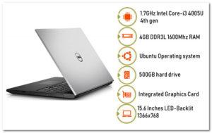 Dell Inspiron 3542 15.6-inch