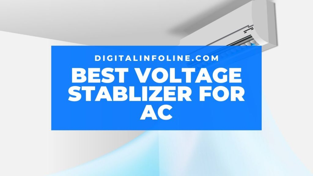 Best Voltage Stabilizer for AC