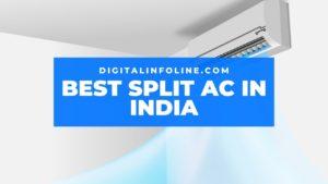 Best Split AC in India 2020