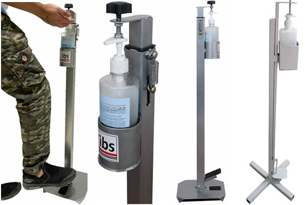 Best Hand Sanitizer Dispenser Stand