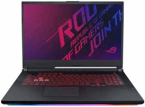 ASUS ROG Strix G G731GT Gaming Laptop GTX 1650
