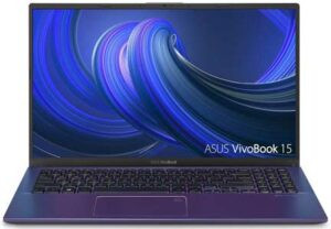ASUS VivoBook 15 X512DA-EJ503T AMD Quad Core Ryzen 5 Thin and Light Laptop