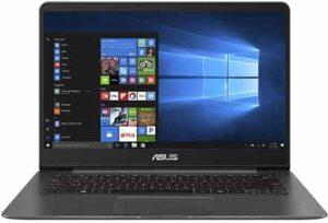 ASUS ZenBook UX430UA-GV307T Core i5 8th Gen 14-inch Laptop 8GB RAM-256GB SSD