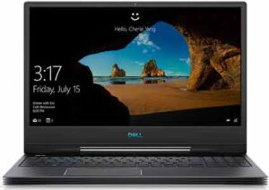 Dell Gaming-G7 7590 Laptop 9th Gen Core i7