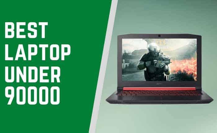 best gaming laptop under 90000 in India
