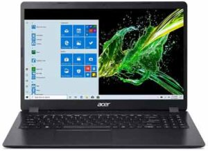 Acer Aspire 3 Intel i3-10th Gen 15.6 - inch Laptop