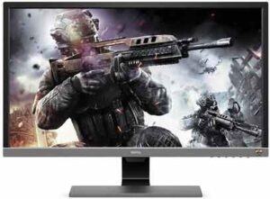 BenQ 28-inch Gaming Monitor, Built-in Speakers-EL2870U