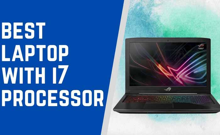 Best Laptops with i7 Processor and 8GB RAM in India
