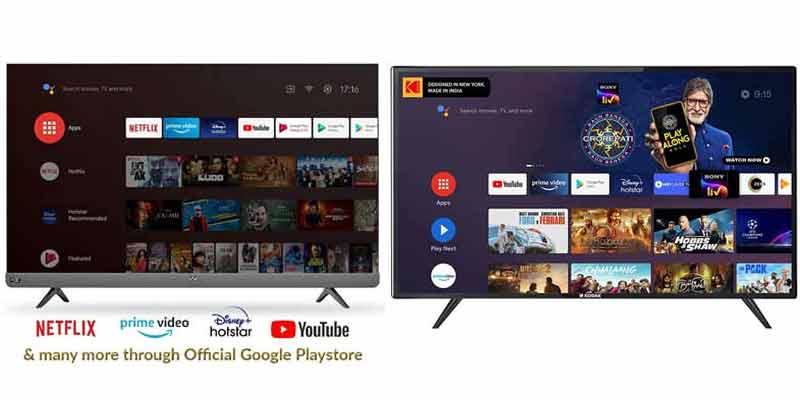 Best 55 Inch LED TV in India under Rs 50000