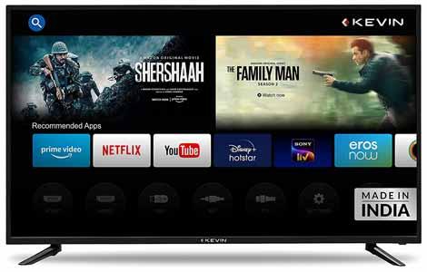 Kevin 55 inche 4K Ultra HD Smart LED TV