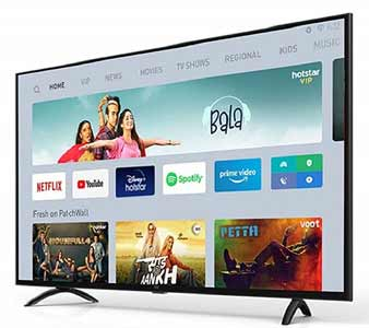 Mi 55 Inche 4K Ultra HD Android Smart LED TV