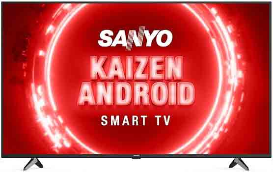 Sanyo 50 inche Kaizen Series 4K Ultra HD Certified Android LED TV XT-50UHD4S