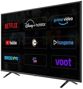 Sanyo 55 inche Kaizen Series 4K Ultra HD Certified Android LED TV XT-55UHD4S